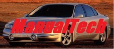 Thumbnail 2001 Pontiac Bonneville Owners Manual