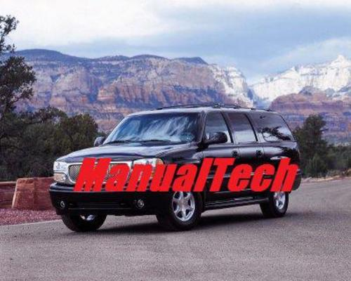 Product picture 2003 GMC Yukon Owners Manual