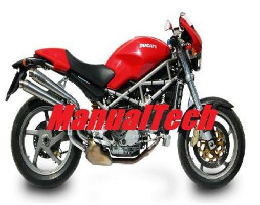 Product picture Ducati Monster 900 Service Repair Manual